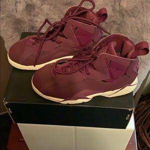 Jordan high top sneakers
